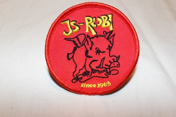 Js-Robi Abzeichen - CHF 5.-